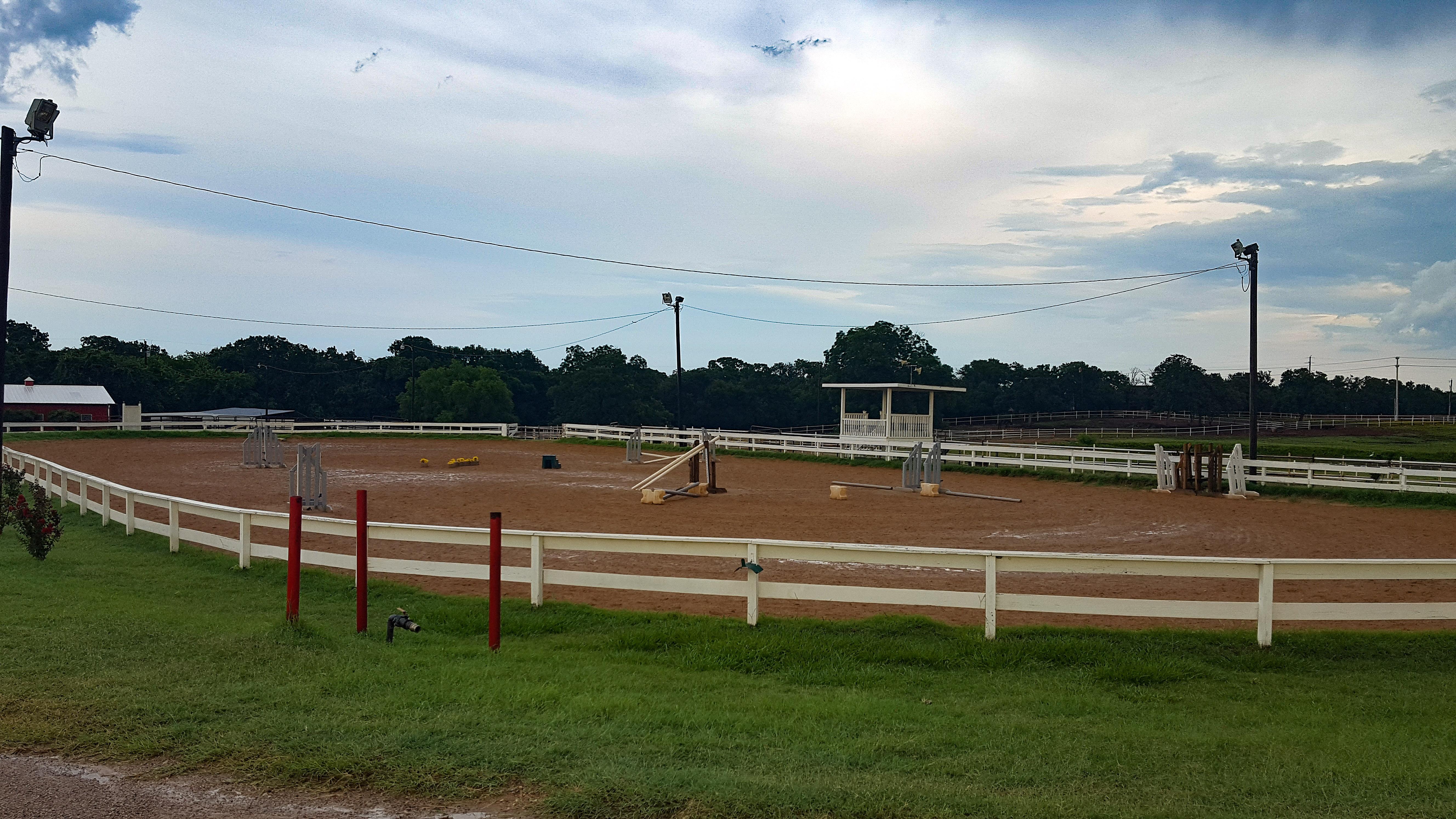 boarding barn, boarding facility, arena