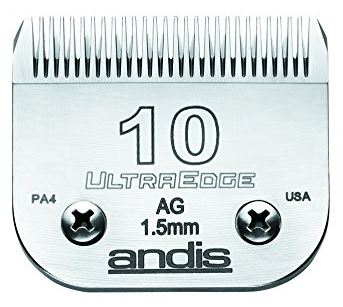 andis clippers, 10 ultraedge blade