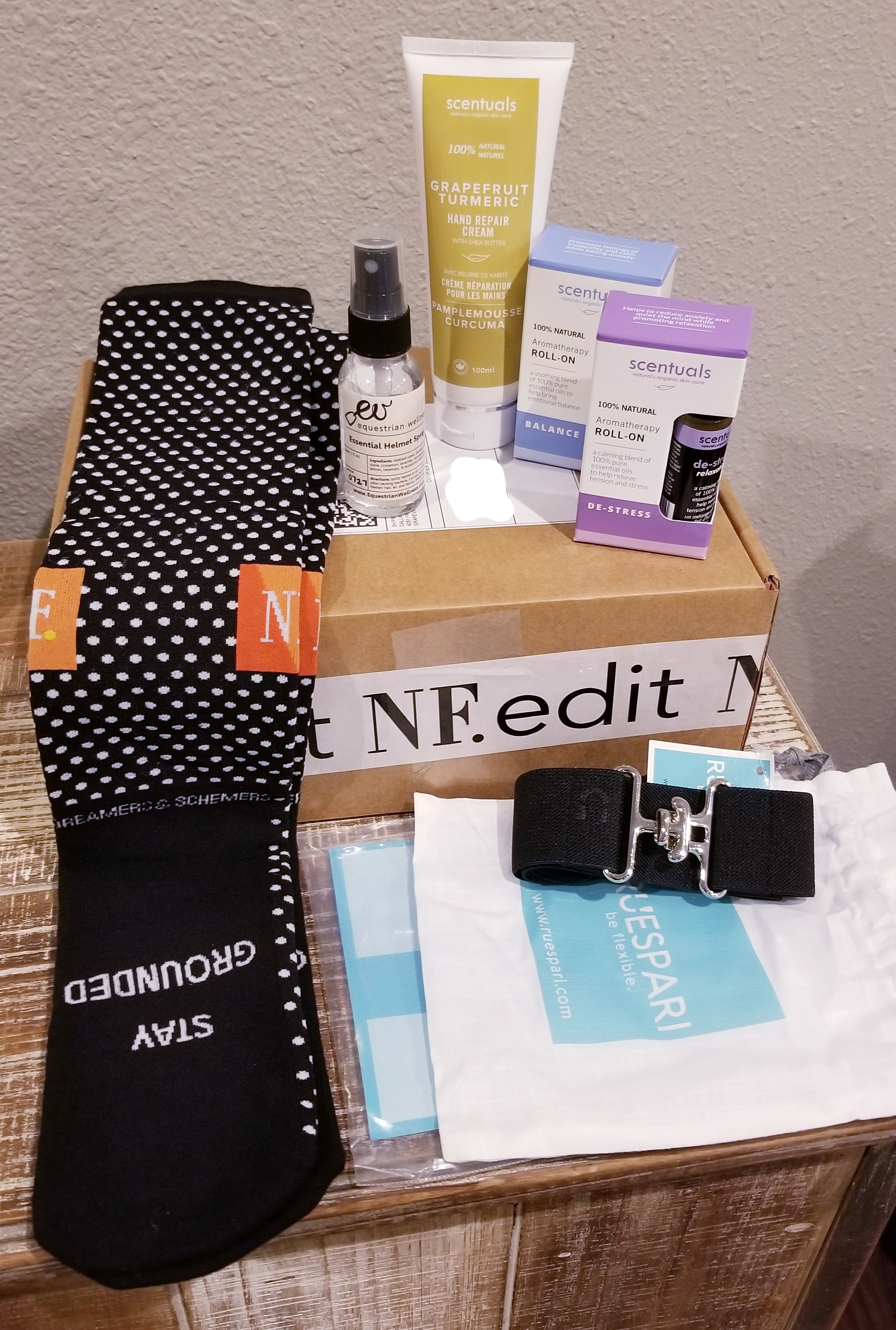 Noelle Floyd Subscription Box