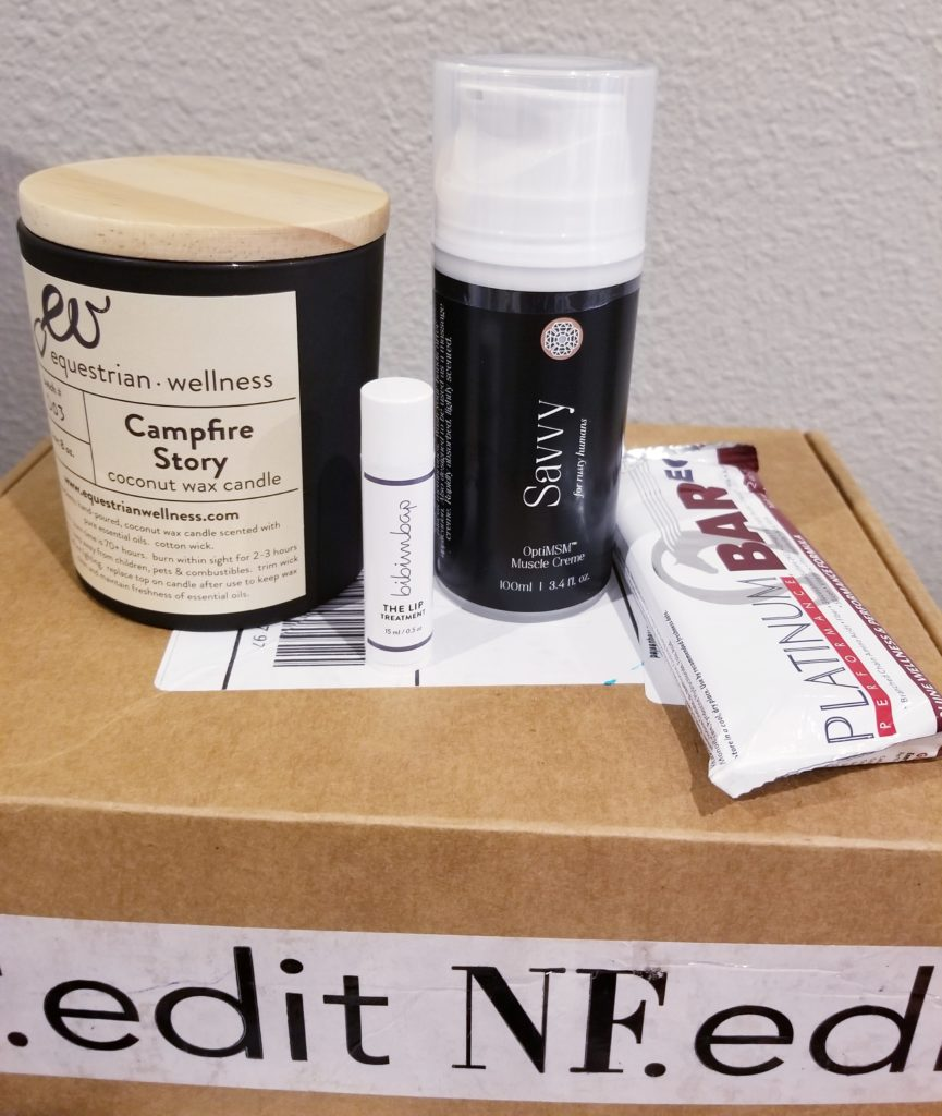 Nf.edit subscription box review